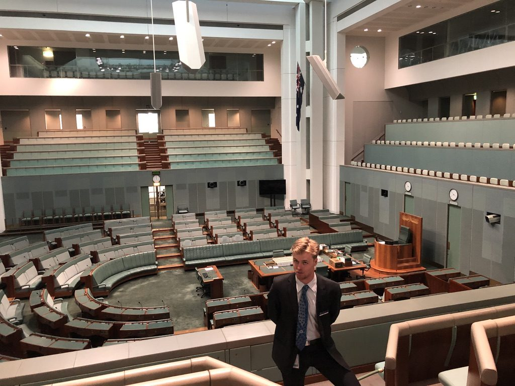 Australia Parliament Lower House